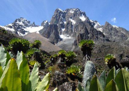 Day Mount Kenya Climb – Sirimon Naro Moru Route Terminal Tours Kenya