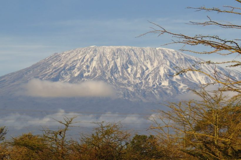amboseli national park with Terminal Tours Kenya