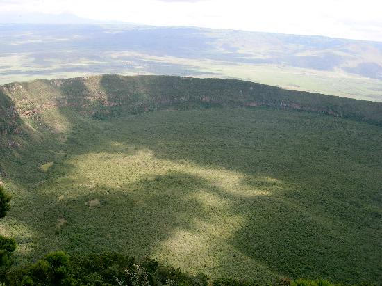 Longonot Crater