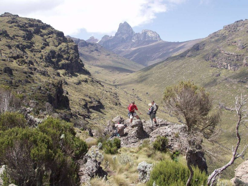 Mt.Kenya Climbing – Adventure Backpackers Tanzania
